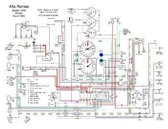 ... : Схема электрооборудования соболь